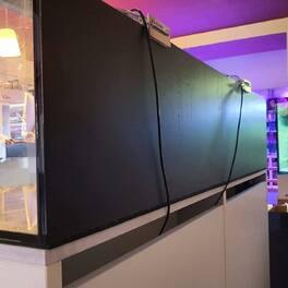 Le bac shallow 160-57-35 est toujours dispo à la vente  1000€ . Il est prêt à être retiré à la boutique  la cuve à moins d'un an .