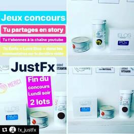 #Repost @fx_justfx  Jeu concours sur la page de just fix  Follow sa page Instagram et YouTube et partager  #elos #neoquarium #concours