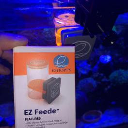 #Repost @bandito_aquatics  ・・・ Big shoutout to @eshopps for this feeder really loving how sleek the design is. Thank you @aquariumpartners and @neoquarium for sending me this and my @elosamerica pellets. -------------------------------------- -------------------------------------- Lighting: @aquaillumination Ai Prime HD -------------------------------------- Camera: ~ IPhone 11  Filter: @polyplab ~ Coral View Lens v2  Flow : @maxspect_ig ~ Xf 150 Return: @ecotecmarine ~ Vectra M1  -------------------------------------- Dosing : @elosamarica~ Omaga, Pro Skimmer -------------------------------------- Mentors: @modcorals @mosreef  .  . . . . . . #reefporn #pride #reeftanks #reefaddict #pridemonth #reefpack #reefbuilders #nanoreef #saltwatertank  #reefjunkie #allmymoneygoestocoral #reefers4reefers #acanthastrea #coralfrags #reefaquarium #reefing  #ecotechmarine #zoanthids #coralporn #reeftank #aquarium #reeftanksofinstagram #reefaquarium  #reefcandy #reefapalooza #reefapaloozany #modcorals #banditoaquatics