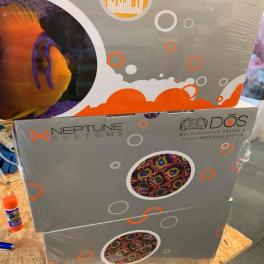 Neptune DOS ,pompe Doseuse apex  en stock!!    #neoquarium #neptunes # Dos